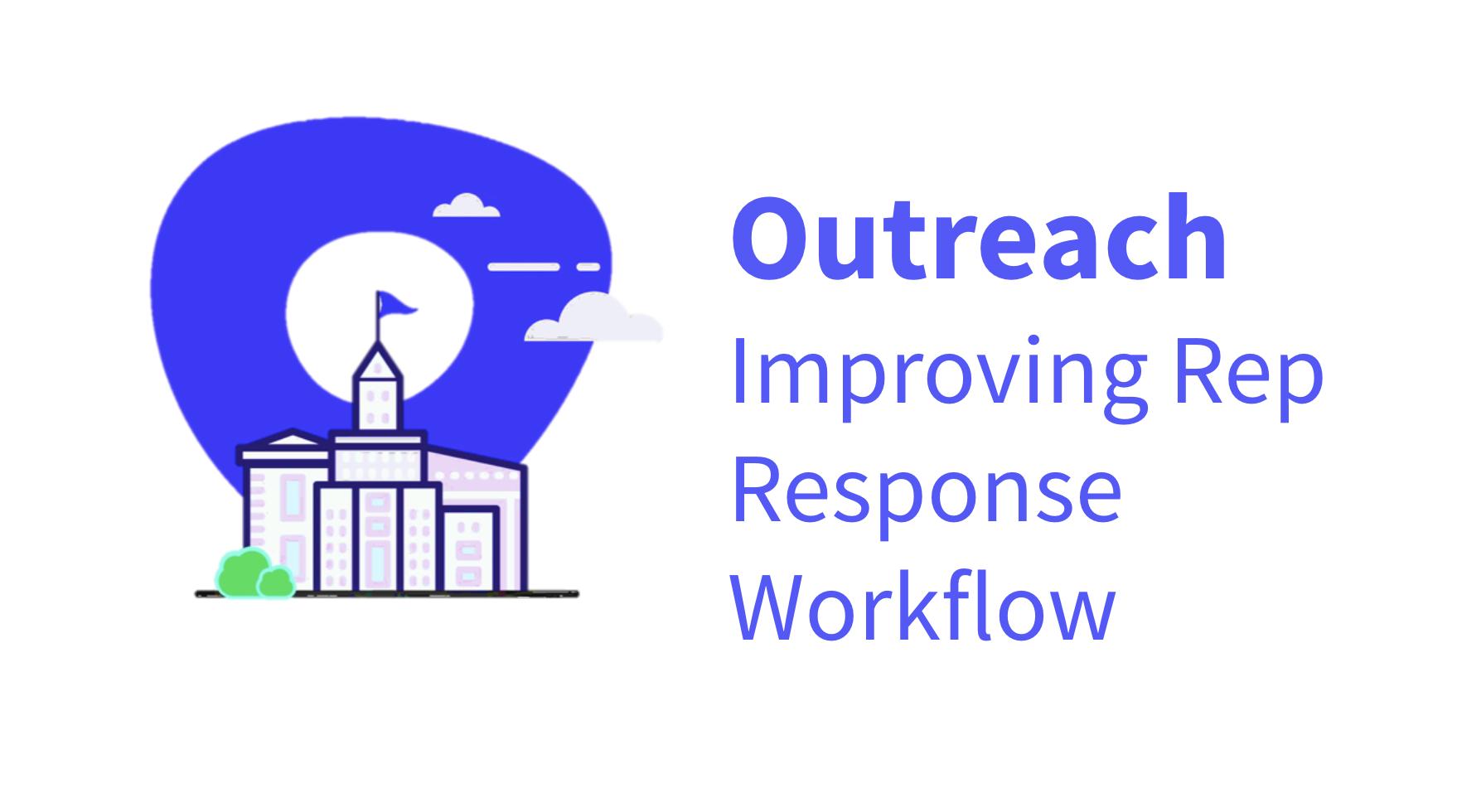 Improving Rep Response Workflow