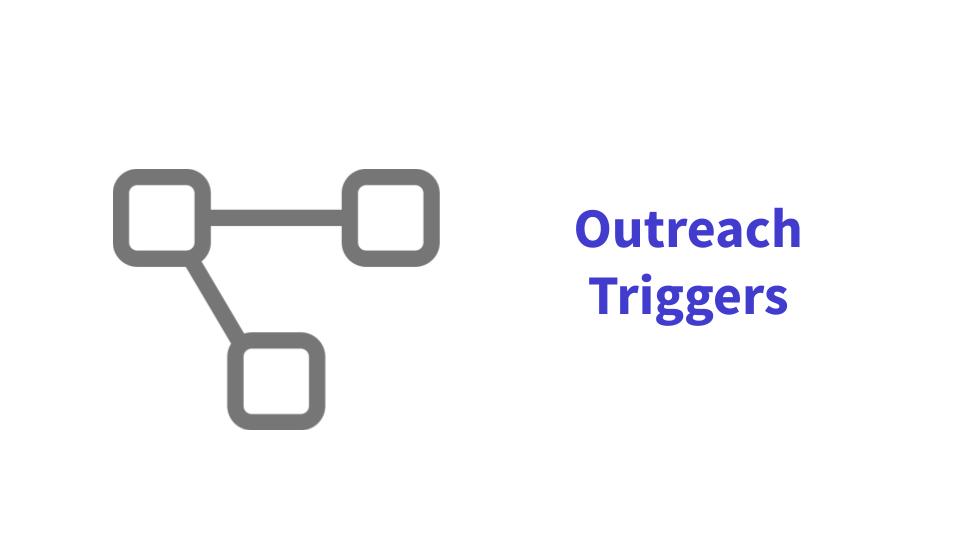Outreach Triggers