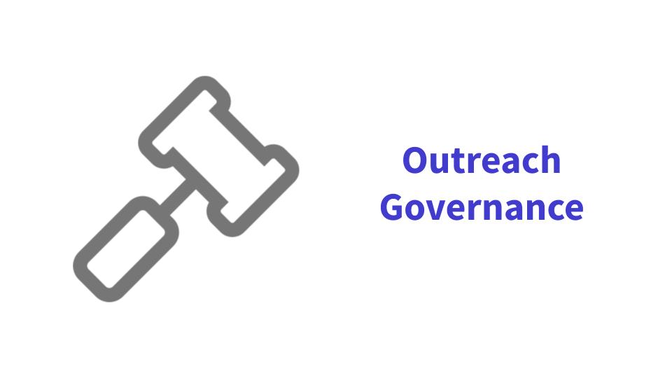 Outreach Governance