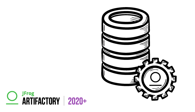 JFrog Artifactory: Repositories (2020+)