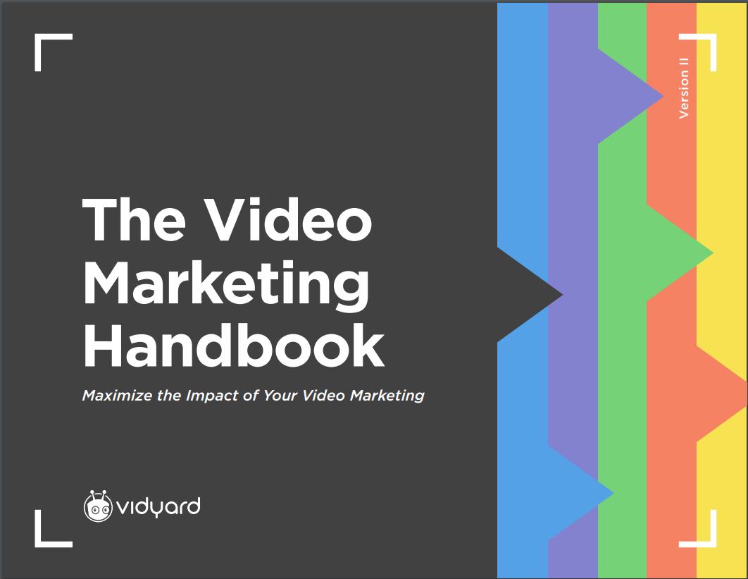 The Video Marketing Handbook
