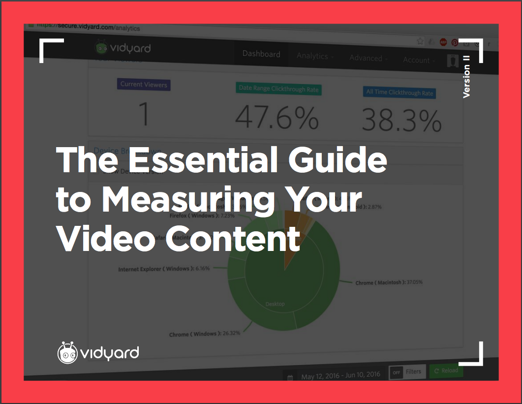 The Essential Guide to Measuring Your Video Content