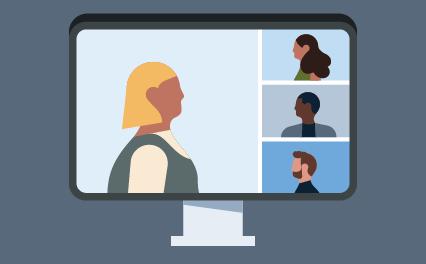 Como as atividades de inMails estão se transformando através do COVID?