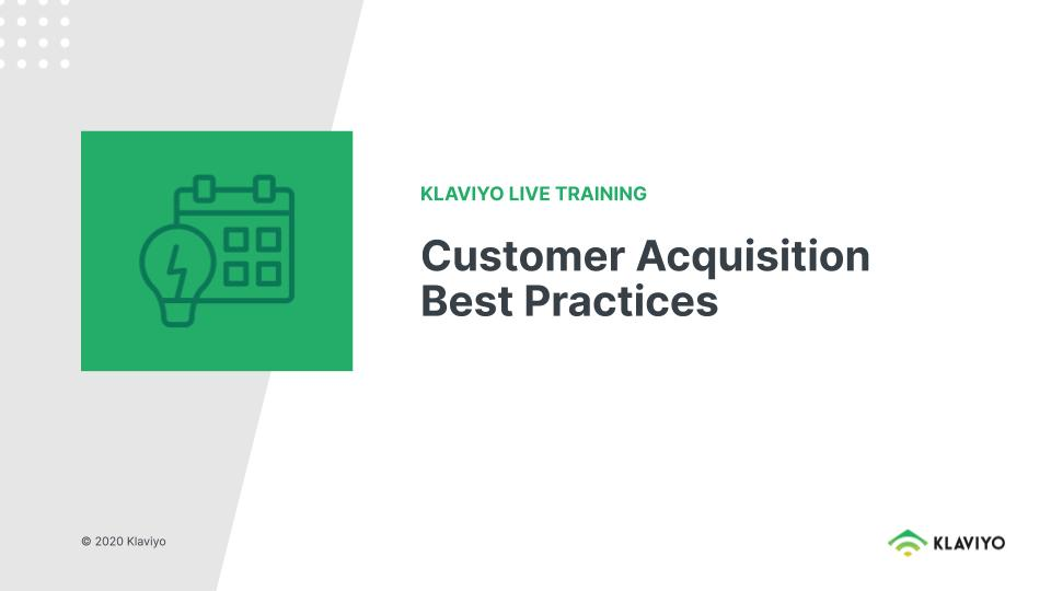 Marketing During COVID-19: Customer Acquisition Best Practices