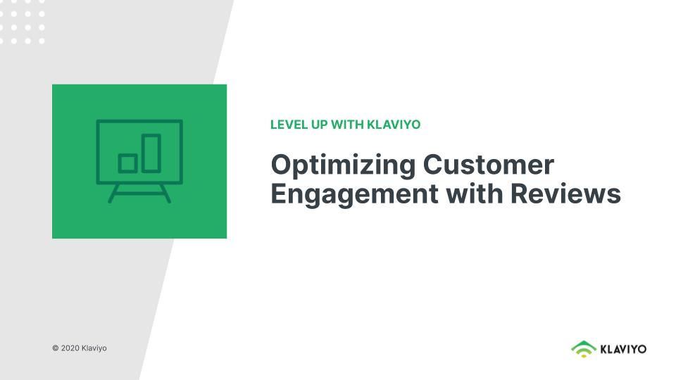 Level Up: Optimizing Customer Engagement with Reviews