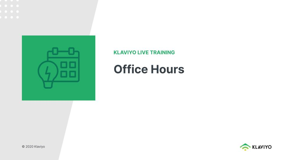 Level Up: Office Hours