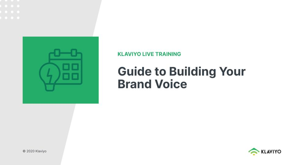 Marketing During COVID-19: Guide to Building Your Brand Voice