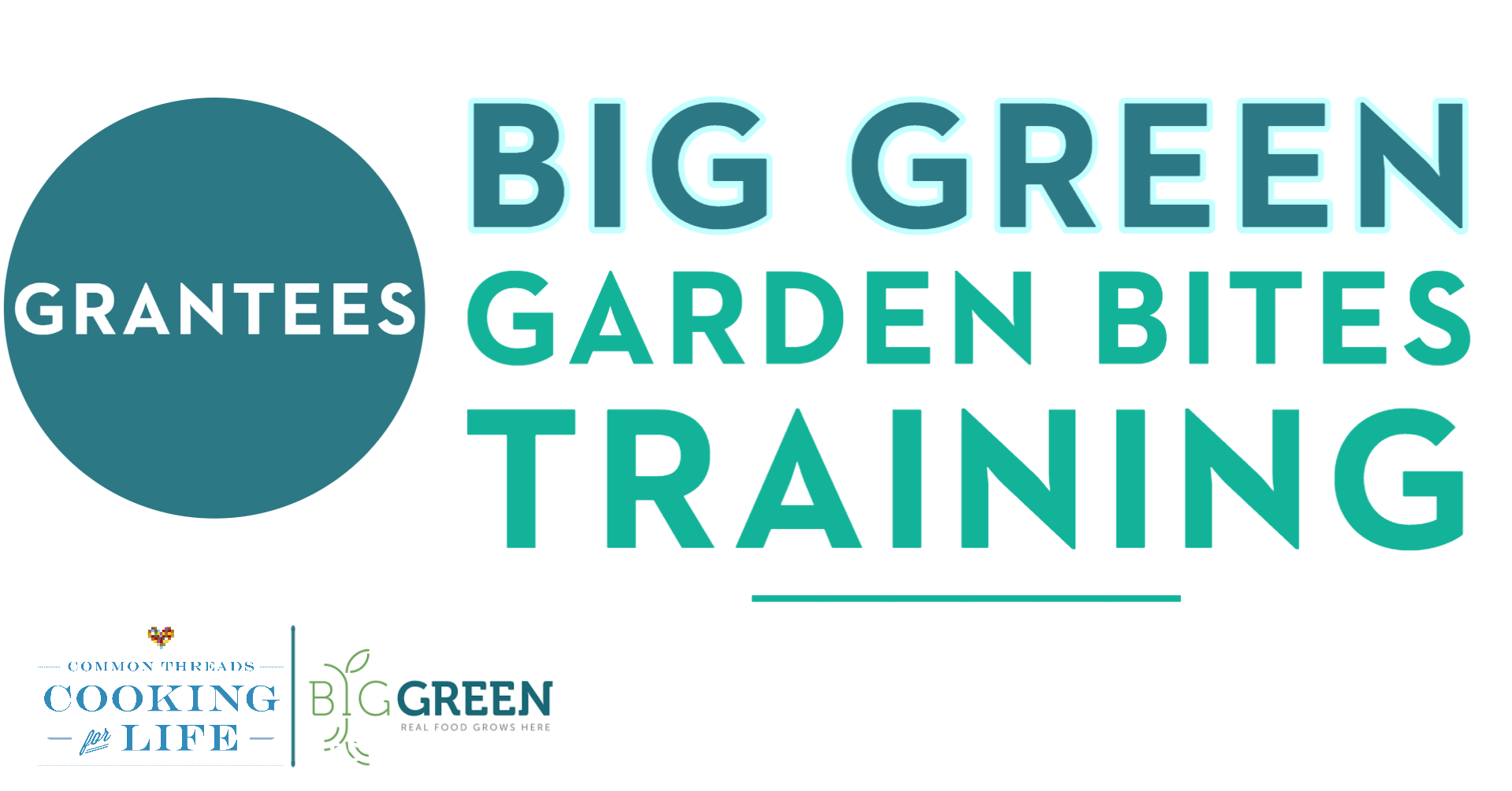 Big Green: Garden Bites Training for Grantees