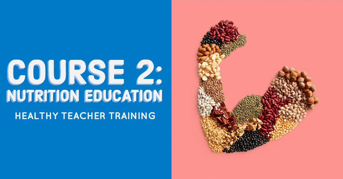 Training Course 2: Nutrition Education