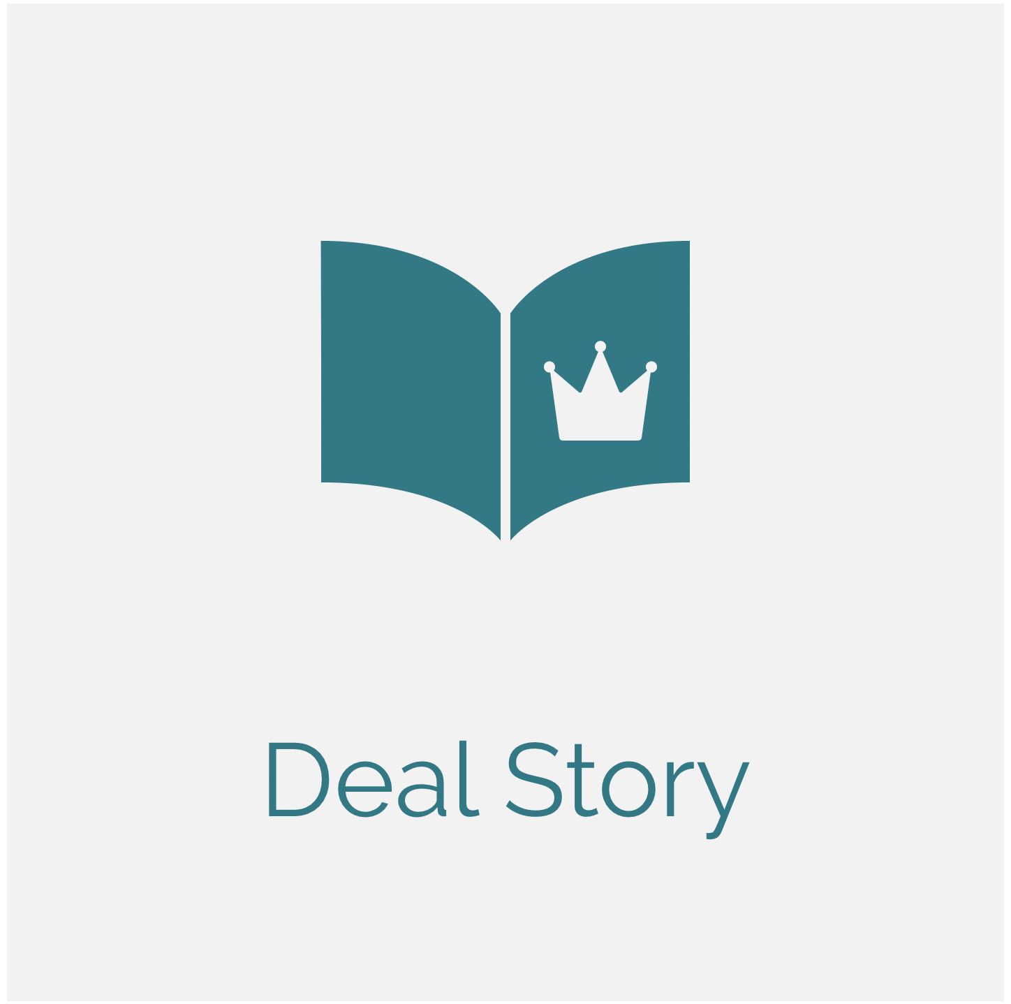 Opportunities - Deal Story