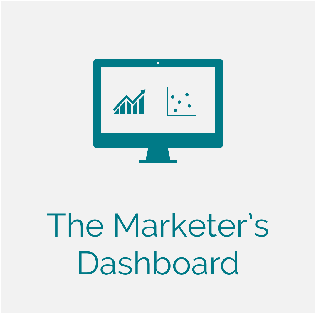 The Marketer's Dashboard