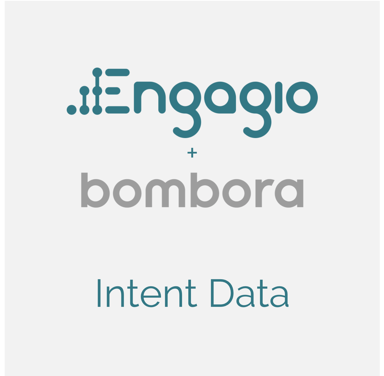 Intent Data (Bombora Integration)