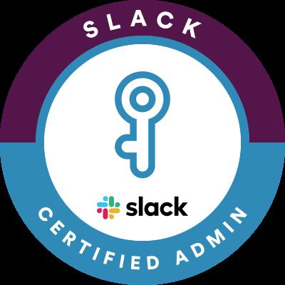 Slack Certified Admin Exam