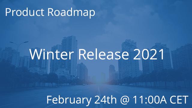 Winter Release 2021 (EMEA)