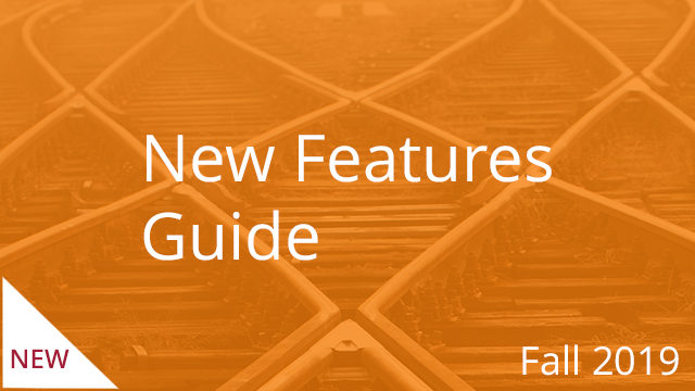 New Features Guide