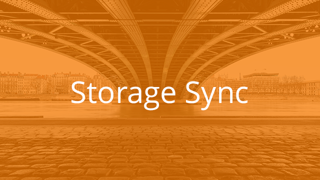 Storage Sync