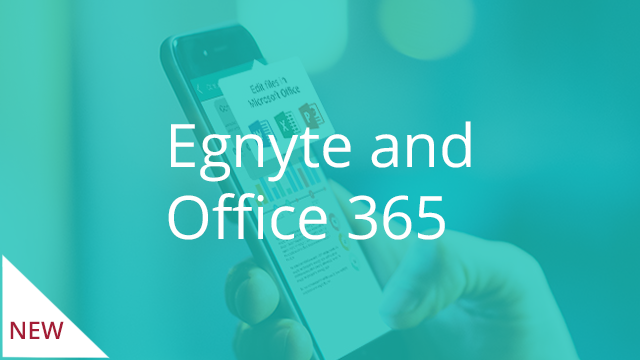 Enabling Your Digital Workplace with Office 365