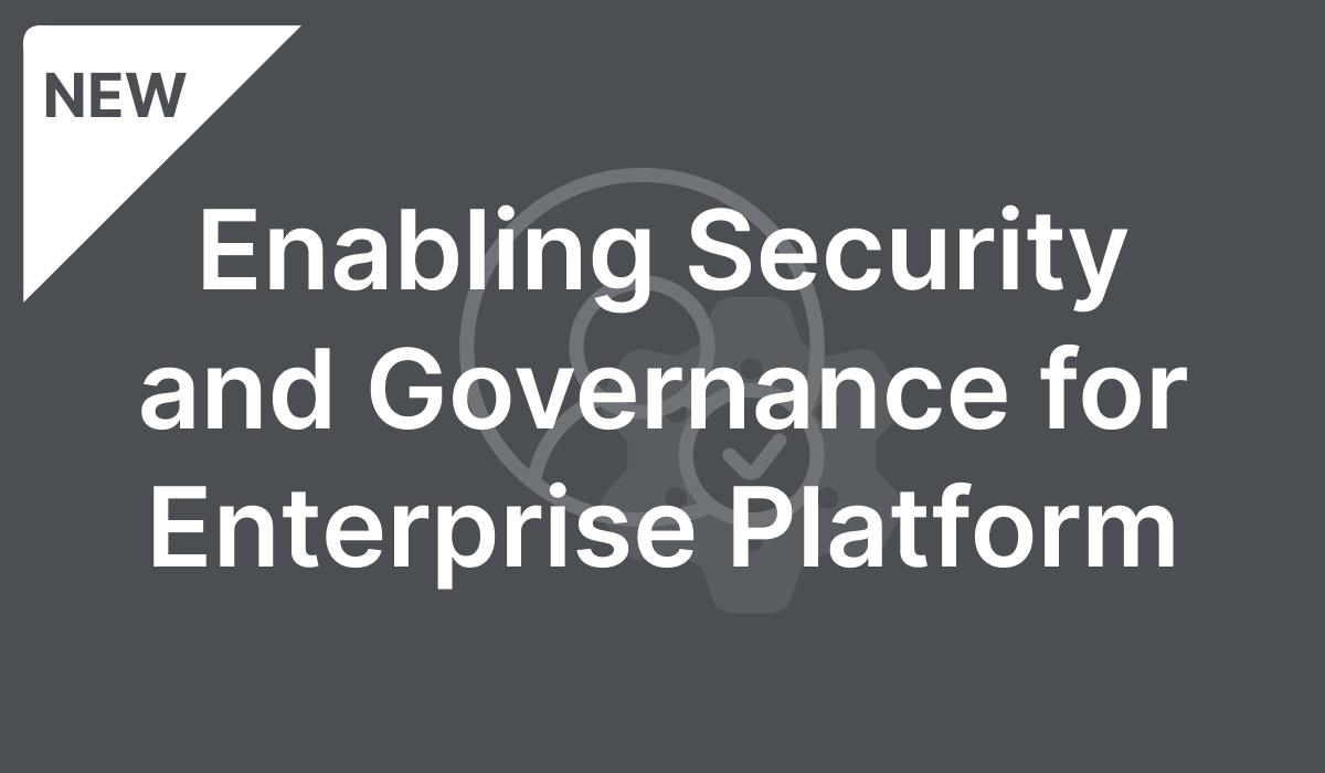 Egnyte Security and Governance for Enterprise Platform