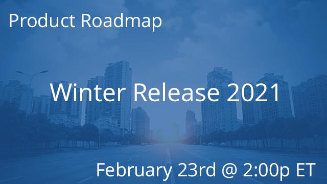 Winter Release 2021