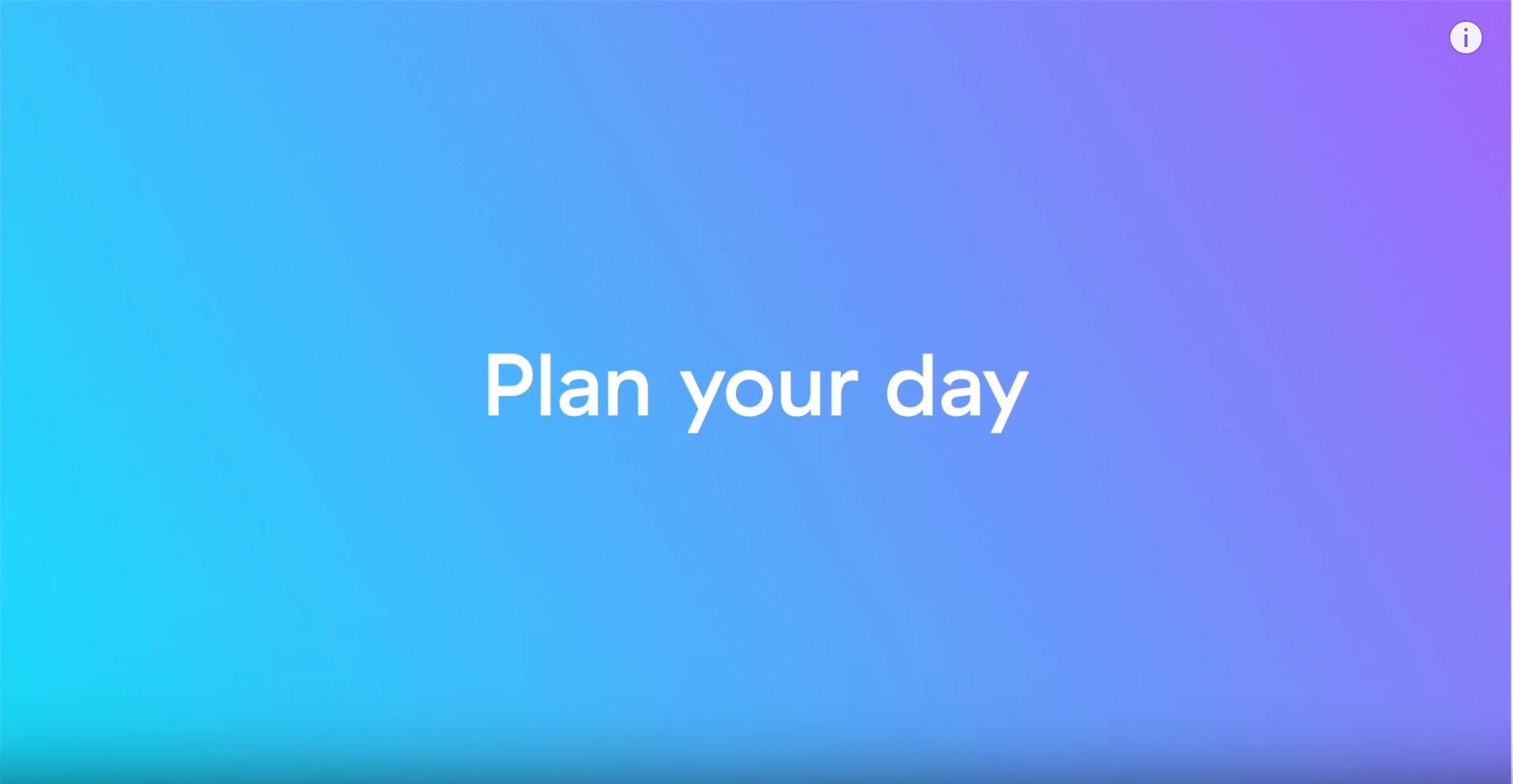 Plan your day the Asana way