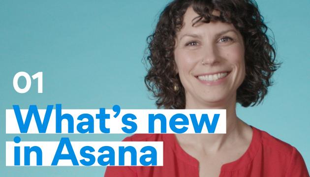 What's New in Asana? December 2019