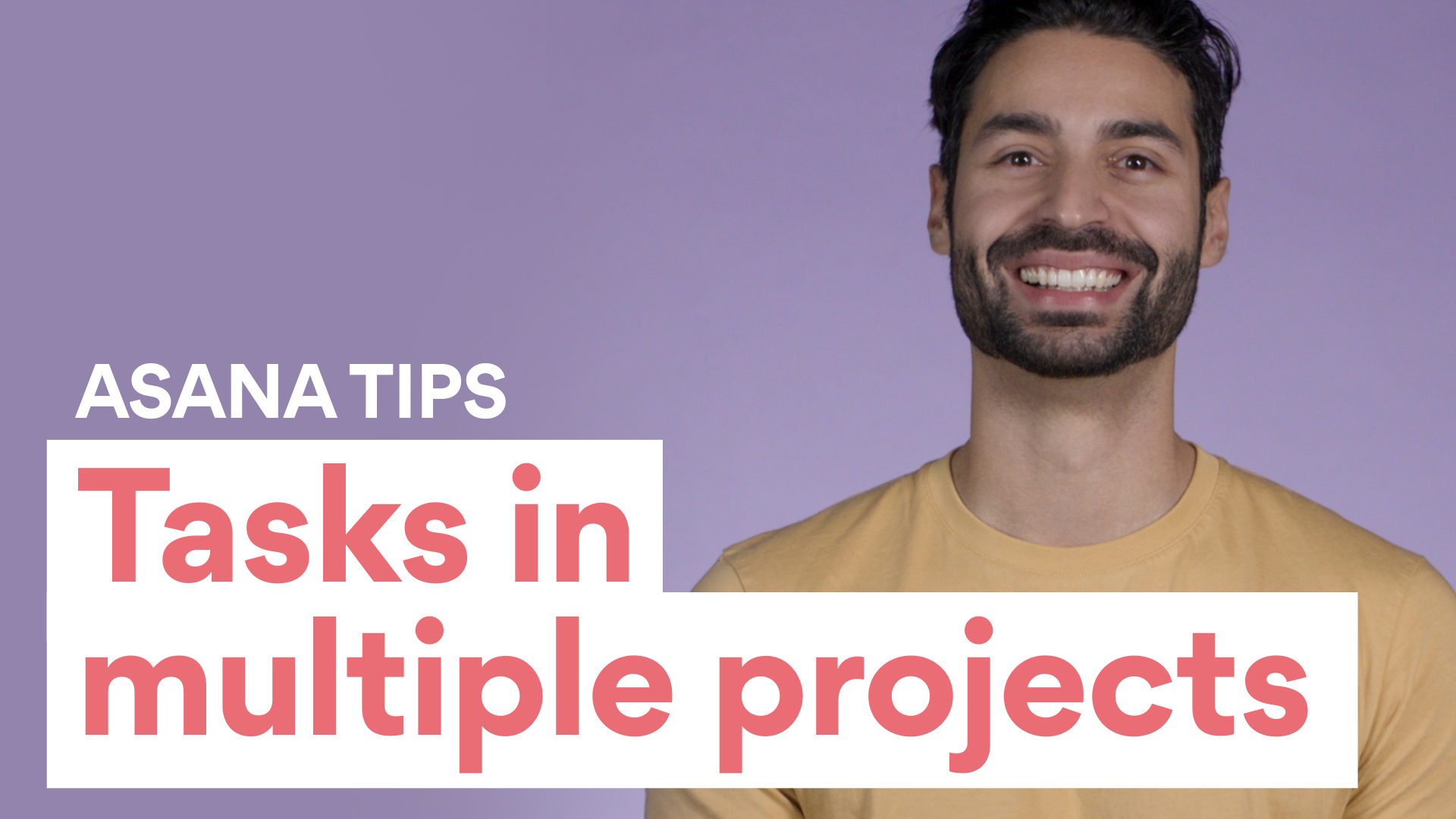 Tasks in multiple projects