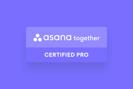 Asana Together: Complete your Certified Pro Training