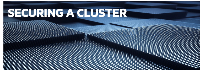 Secure a Data Fabric Cluster