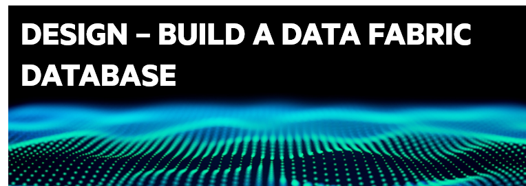 Design and Build a Data Fabric Database - DEV 331