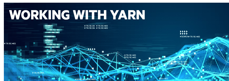 Working with YARN (v6) - ADM 204