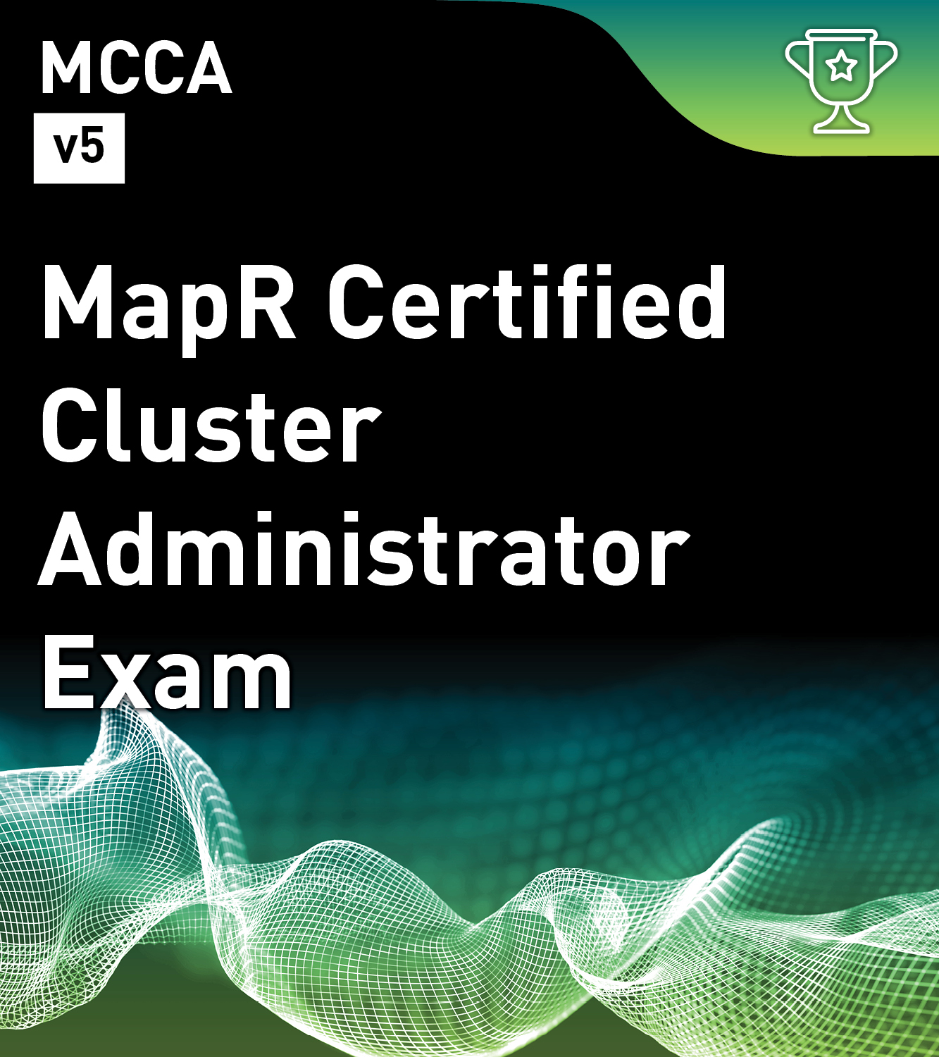 MapR Certified Cluster Administrator 5.1 (MCCA)