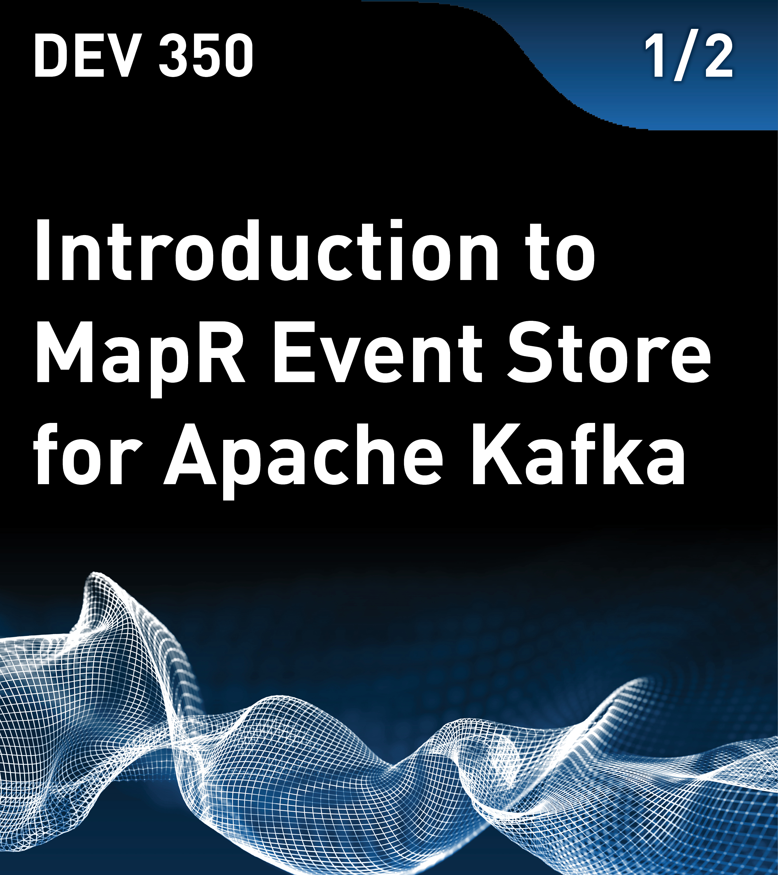 Introduction to MapR Event Store