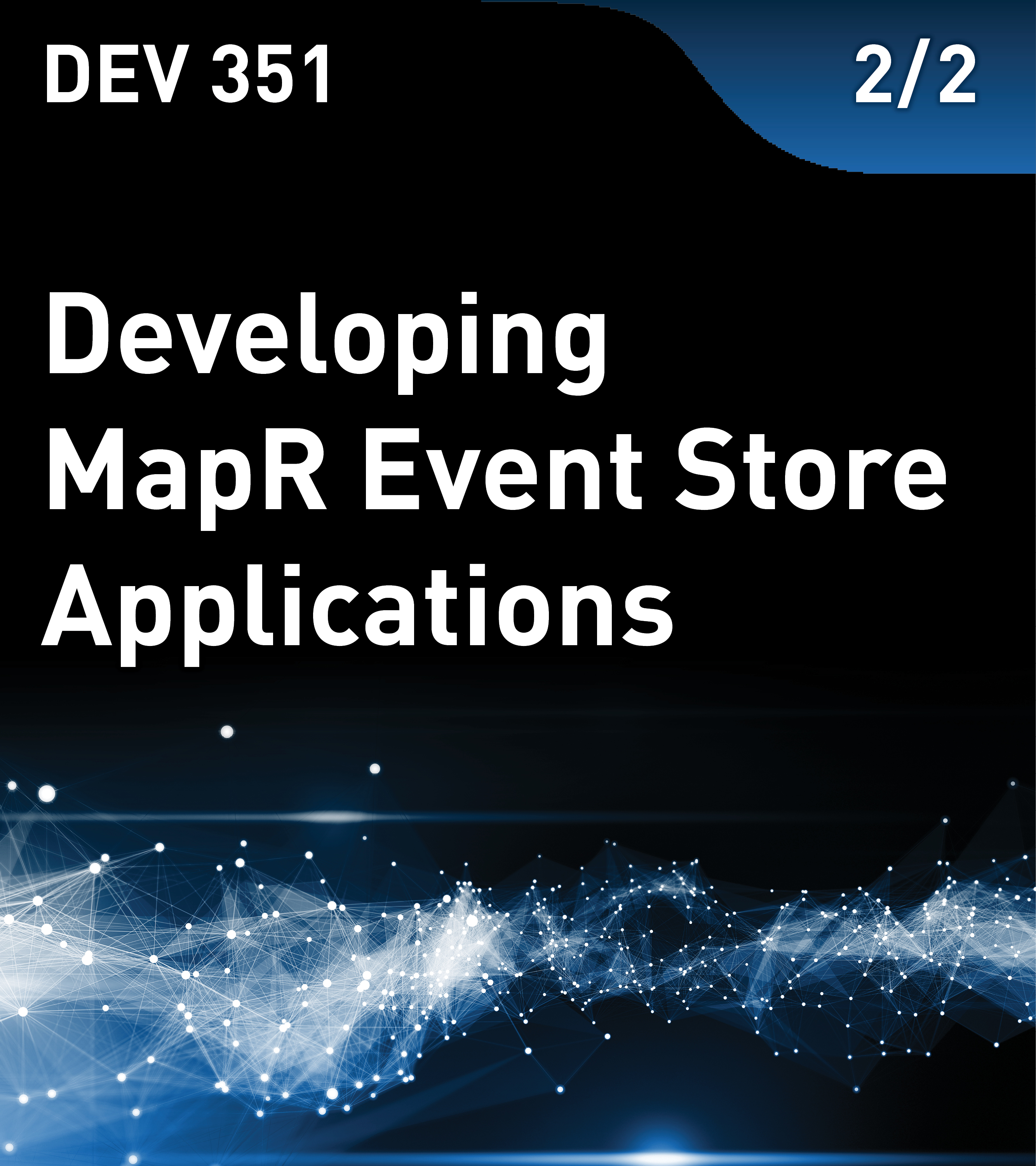 Developing MapR Event Store Applications