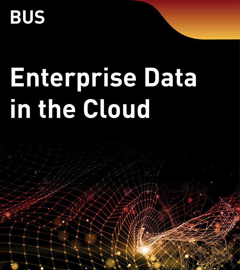 Enterprise Data in the Cloud