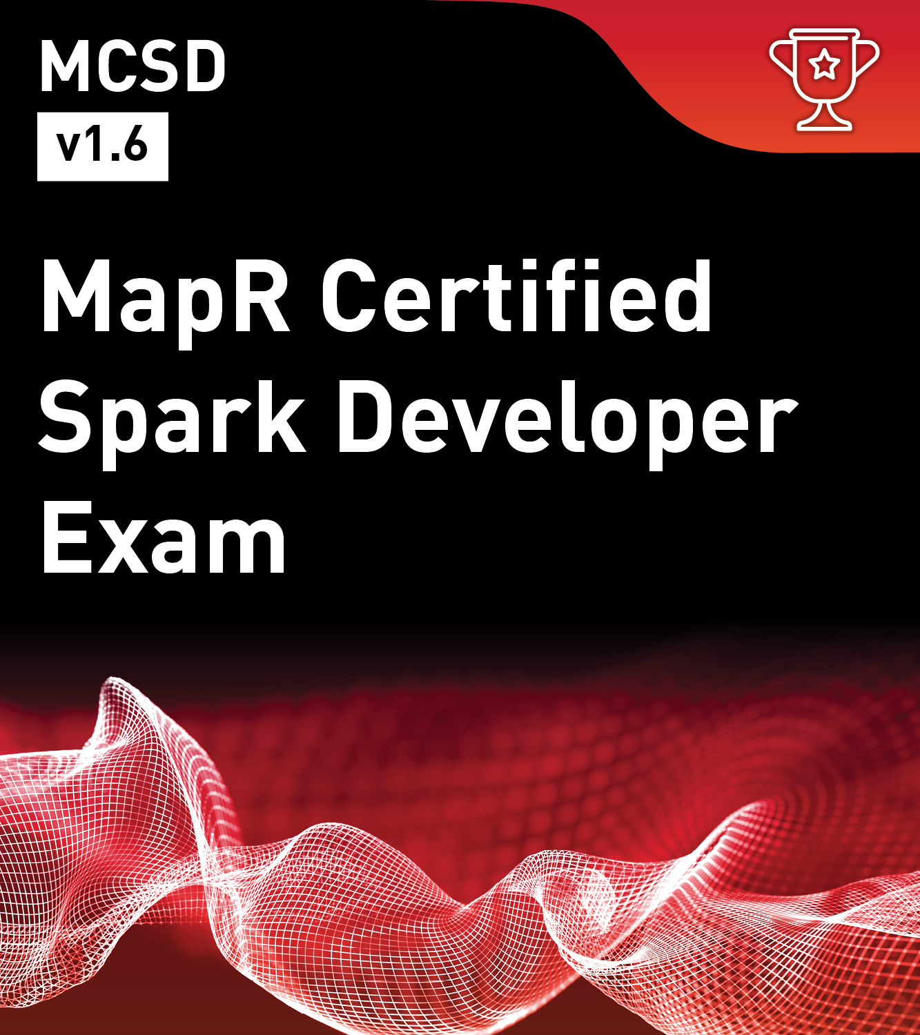 MapR Certified Spark Developer 1.6 (MCSD)