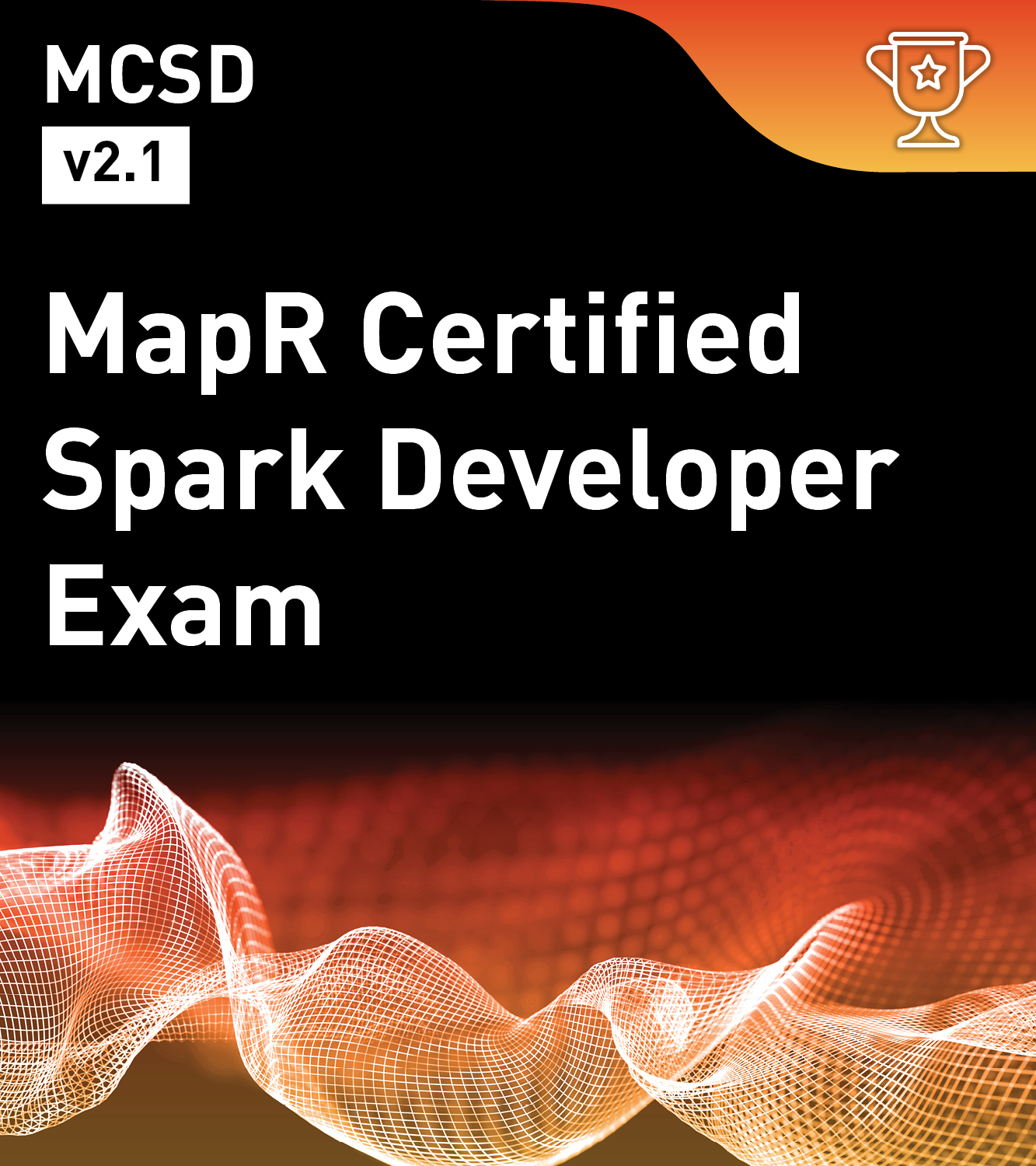 MapR Certified Spark Developer v2.1 (MCSD)