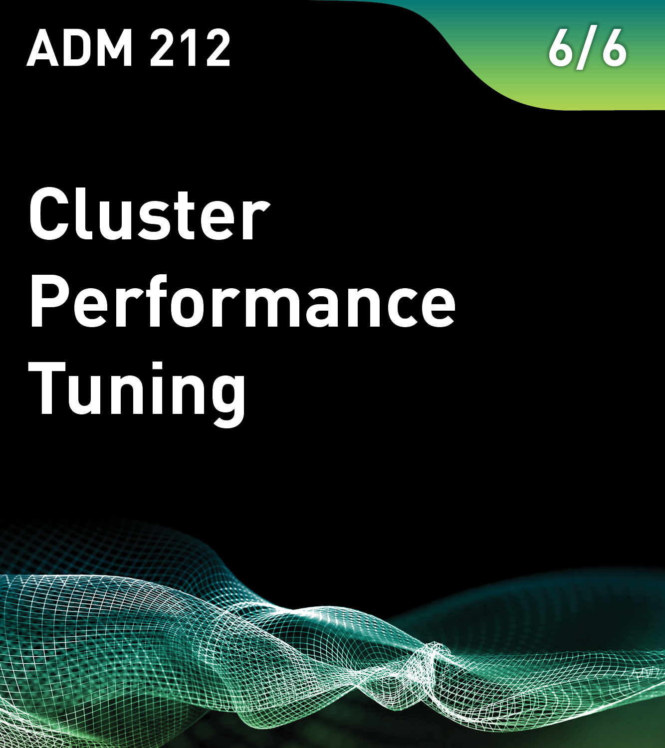 ADM 212 - Cluster Performance Tuning