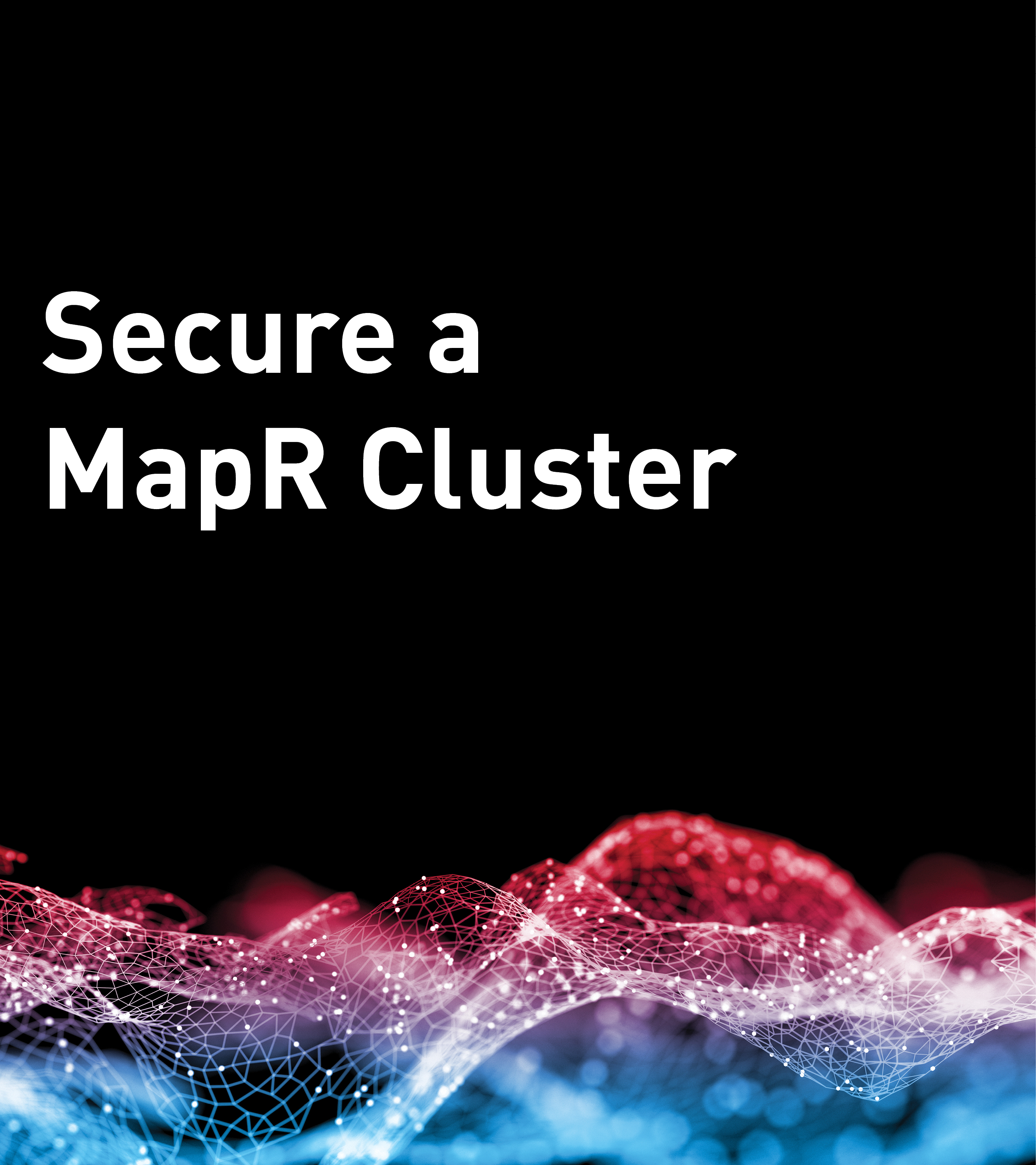 Secure a MapR Cluster