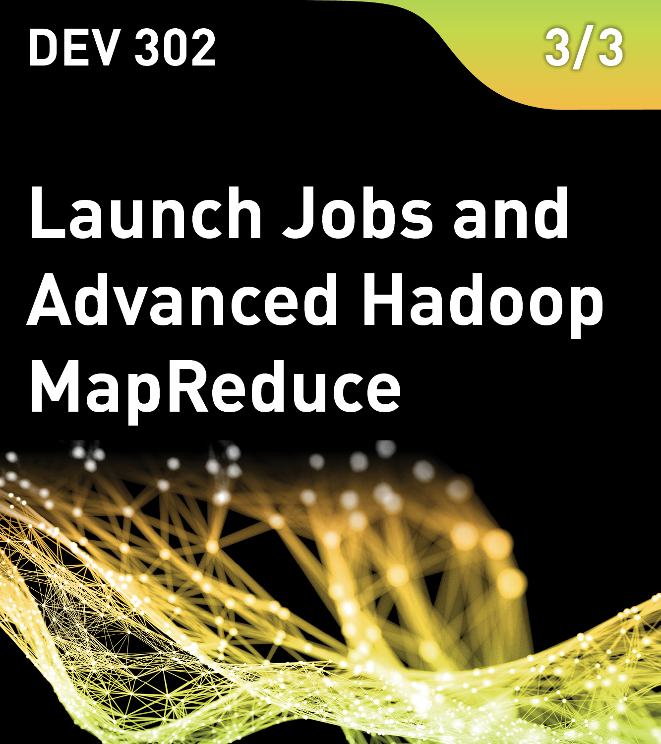 DEV 302 - Launch Jobs and Advanced Hadoop MapReduce