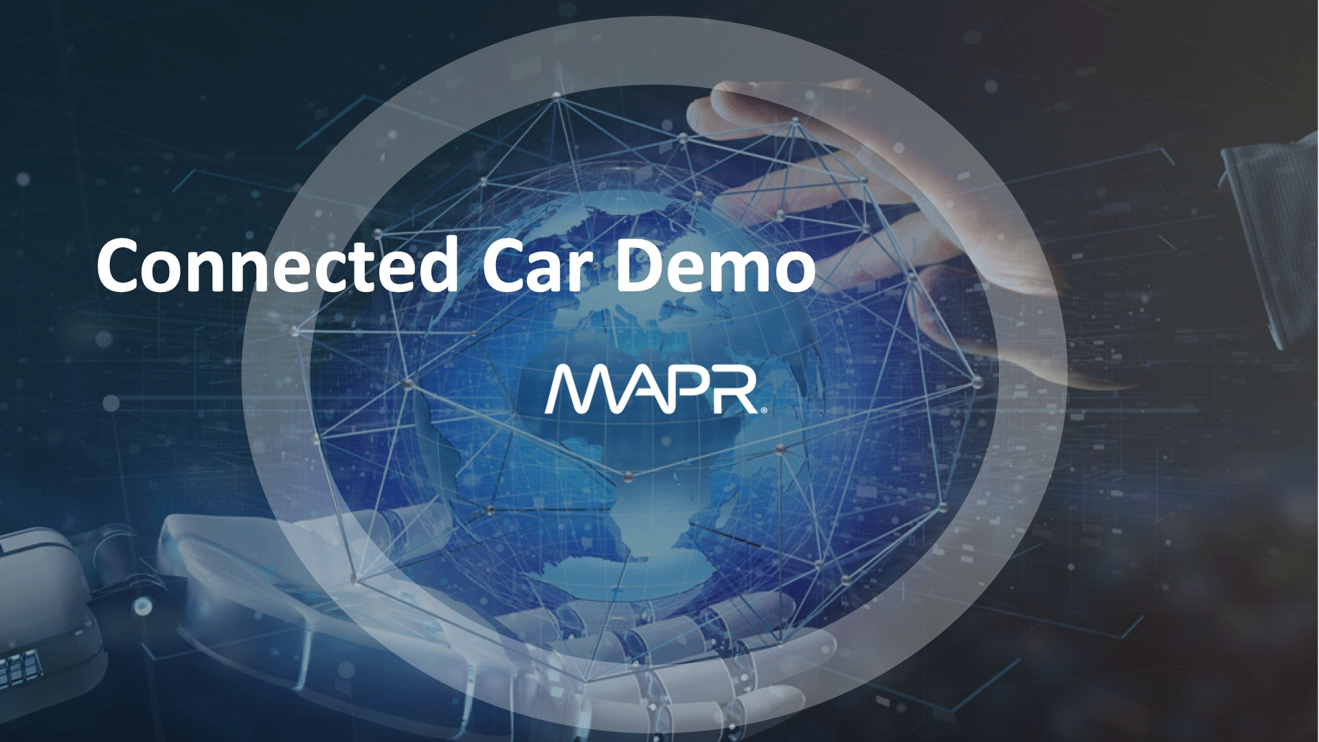 MapR Connected Car Demo