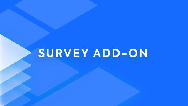 Survey Add-On