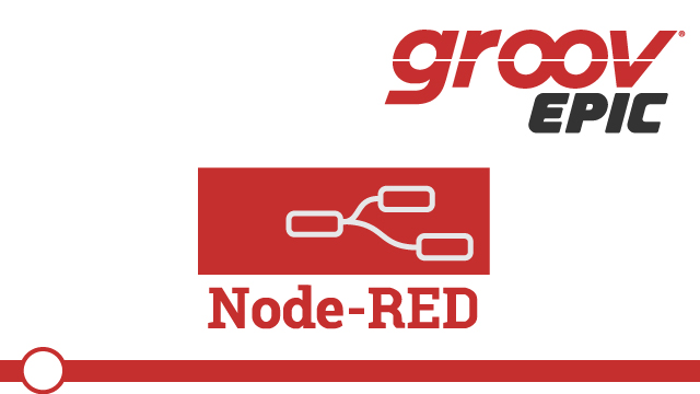 Moving IIoT Data with Node-RED