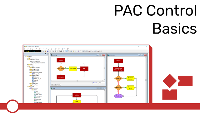 Creating Control Programs with PAC Control for SNAP PAC