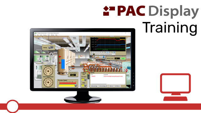Creating Windows User Interfaces with PAC Display for SNAP PAC