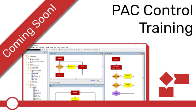 New PAC Control Training Coming Soon!