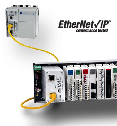 Using SNAP I/O™ with Allen-Bradley® Controllers