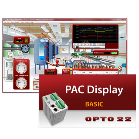 PAC Display Recipes