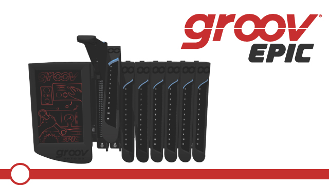 Initializing groov EPIC with groov Manage