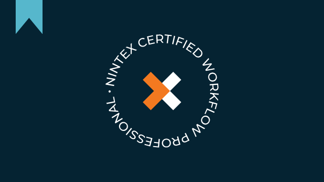 Nintex Workflow Professional - SharePoint