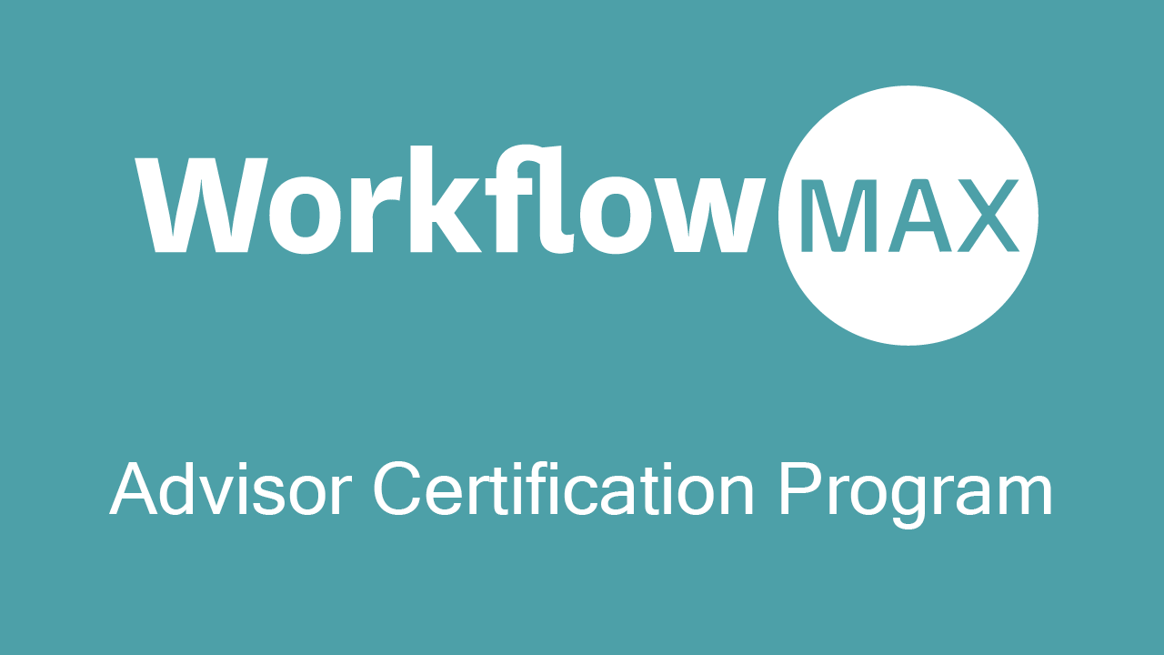 Lesson 5: Customise and extend WorkflowMax